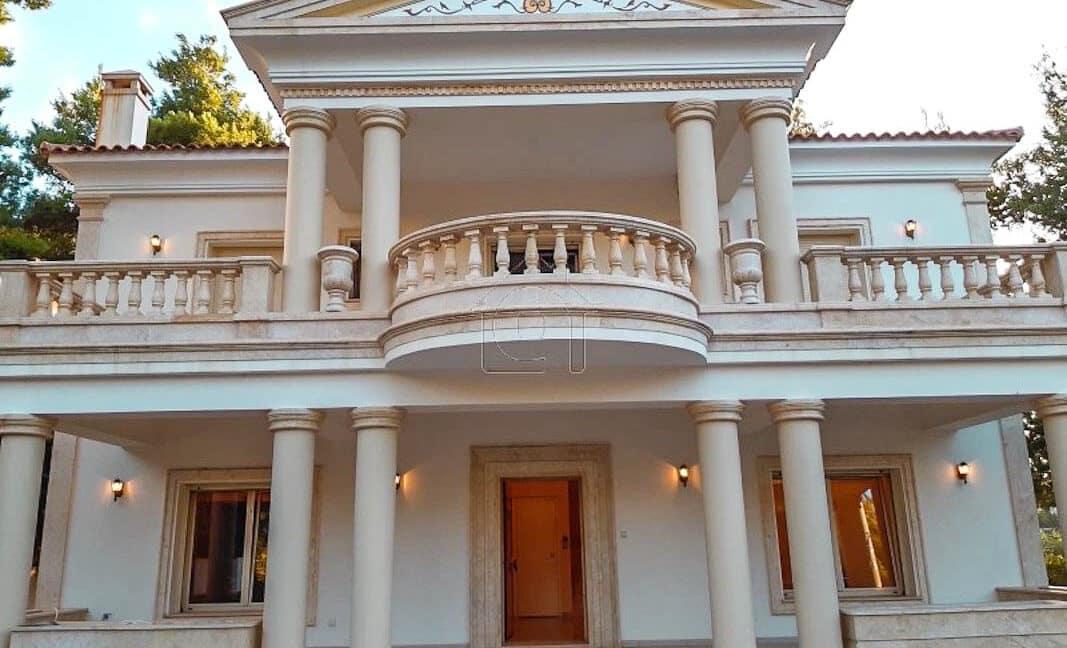 Villa at Dionysos North Attica 2