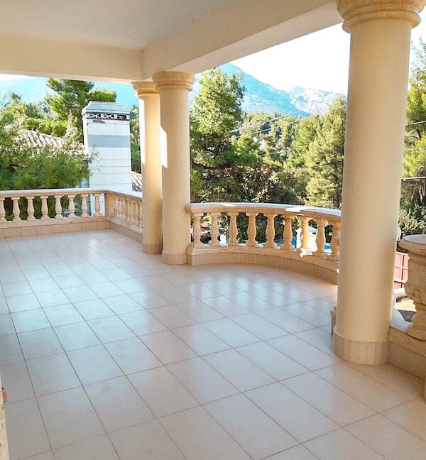 Villa at Dionysos North Attica 23