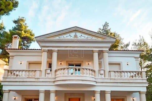 Villa at Dionysos North Attica 4