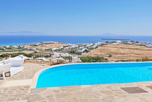 Villa for sale Chrisi Akti Paros, Paros Property