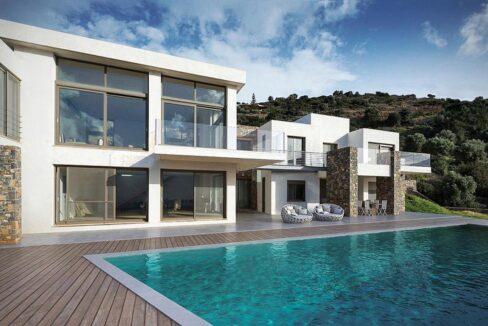 Villa in Elounda Crete, Luxury Villa with Sea View in Crete 15