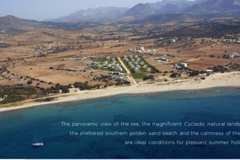 Villa in Greek Island Naxos, Cyclades Property, Properties in Greek Islands 1
