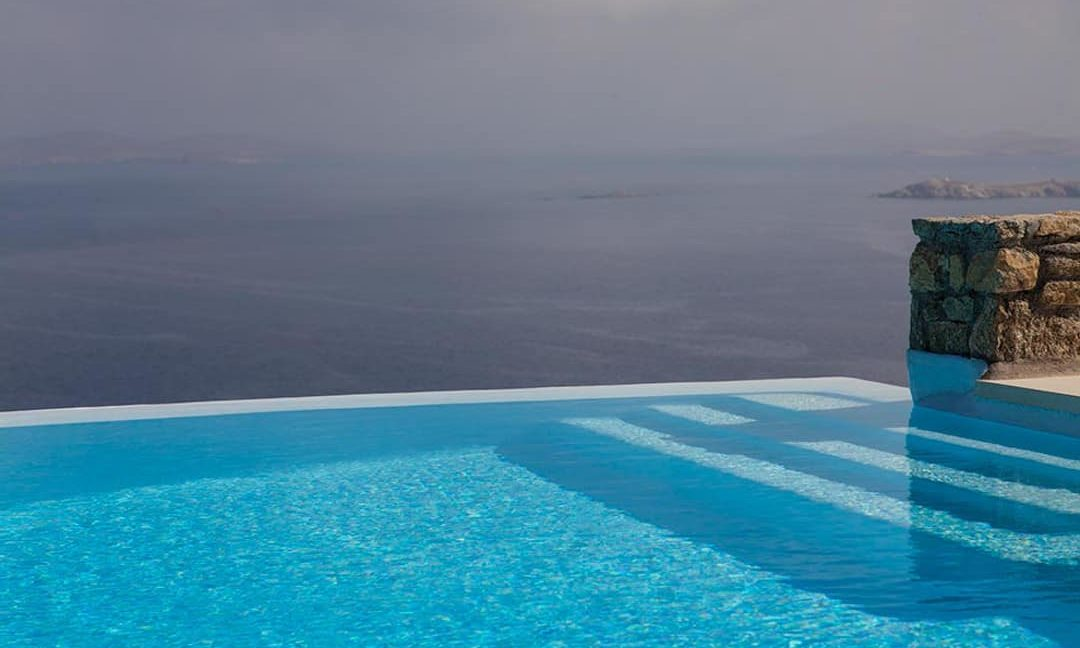 Villa in Tourlos Mykonos with sea view, Mykonos Property 2