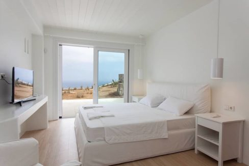 Villa in Tourlos Mykonos with sea view, Mykonos Property 4