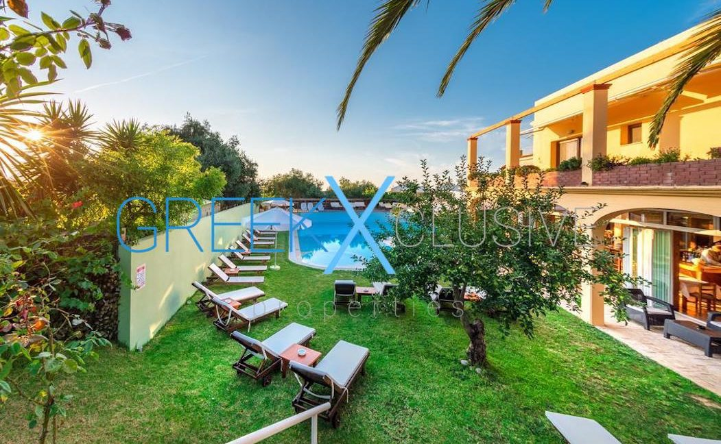 Hotel for sale Corfu, Hotels for sale in Greece 2