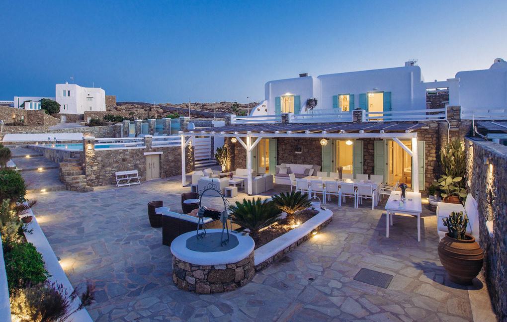 Mykonos Property near Super Paradise Beach