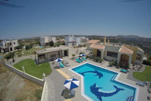 Property in Rhodes with Pool near the sea, Greek Properties 1