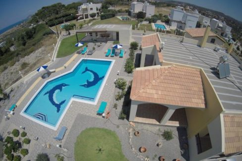 Property in Rhodes with Pool near the sea, Greek Properties 2