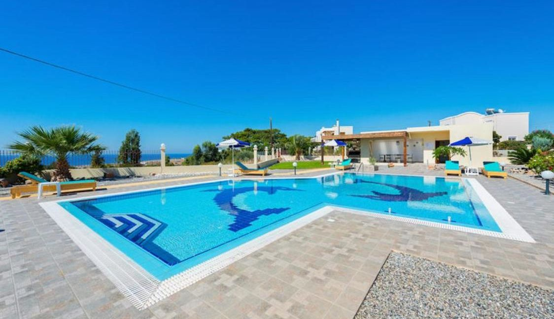Property in Rhodes with Pool near the sea, Greek Properties