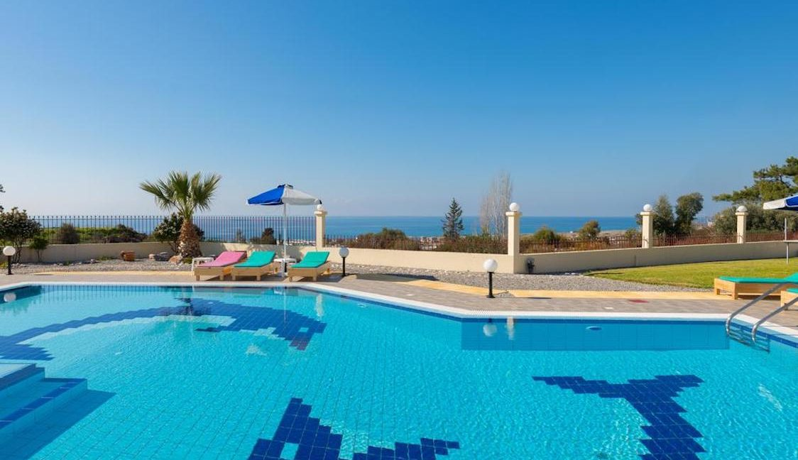 Property in Rhodes with Pool near the sea, Greek Properties 4