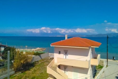 Seafront House Corinthos in amazing price