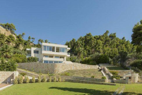Seafront Villa in Chalkidiki, Possidi, Kassandra Property 1