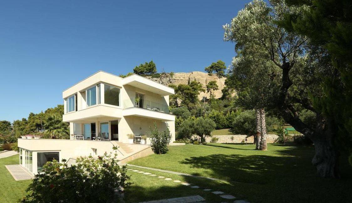 Seafront Villa in Chalkidiki, Possidi, Kassandra Property 11