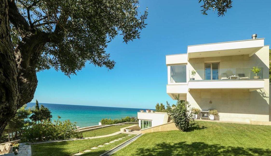 Seafront Villa in Chalkidiki, Possidi, Kassandra Property 16