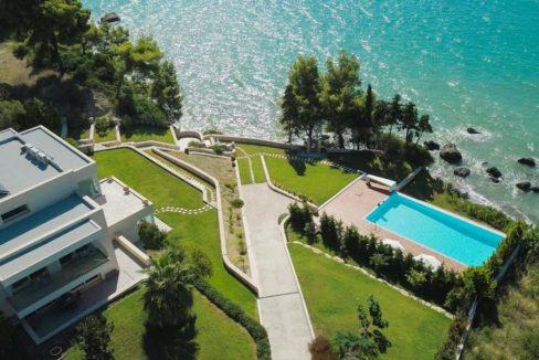Seafront Villa in Chalkidiki, Possidi, Kassandra Property 28