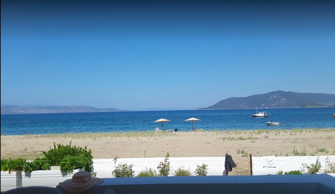 Seafront house for Sale Evia