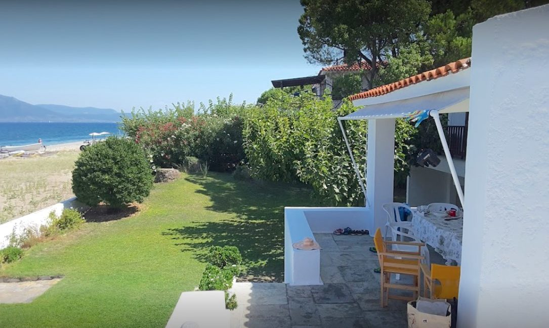 Seafront house for Sale Evia 2
