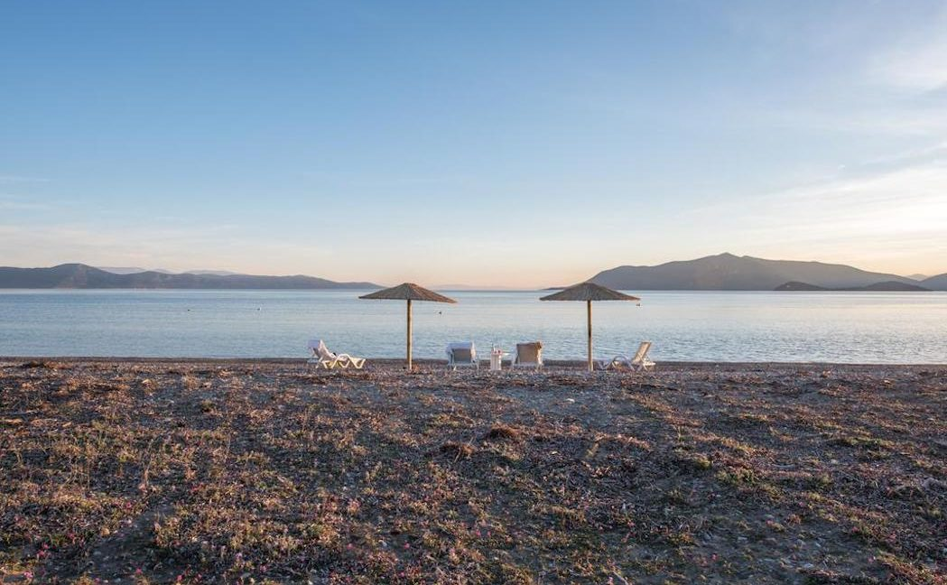 Seafront house for Sale Evia Greece 24