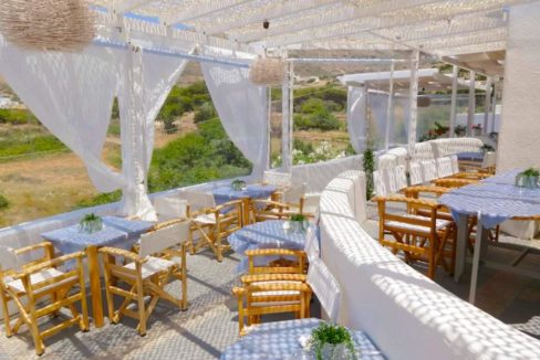 Traditional Hotel for Sale Sikinos Island Greece 1