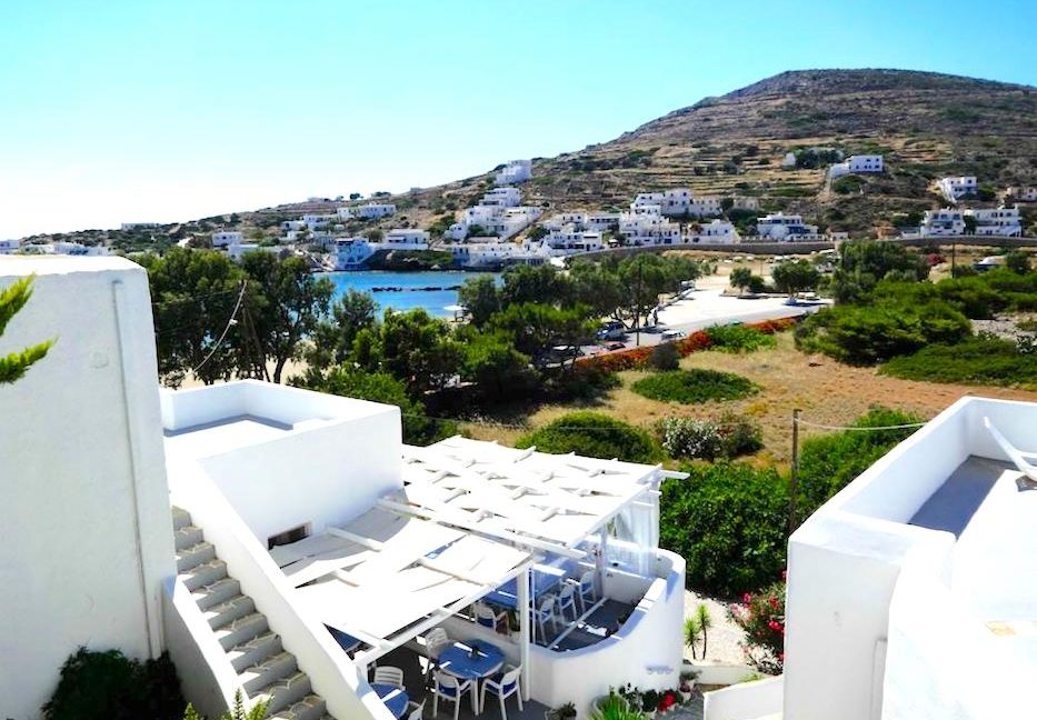 Traditional Hotel for Sale Sikinos Island Greece 6