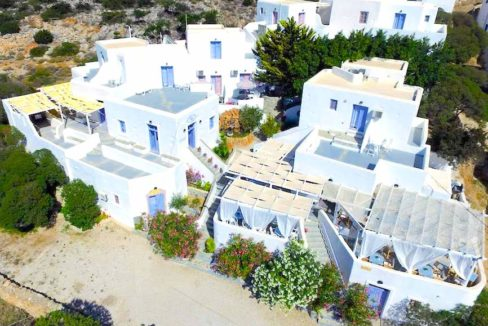 Traditional Hotel for Sale Sikinos Island Greece 7