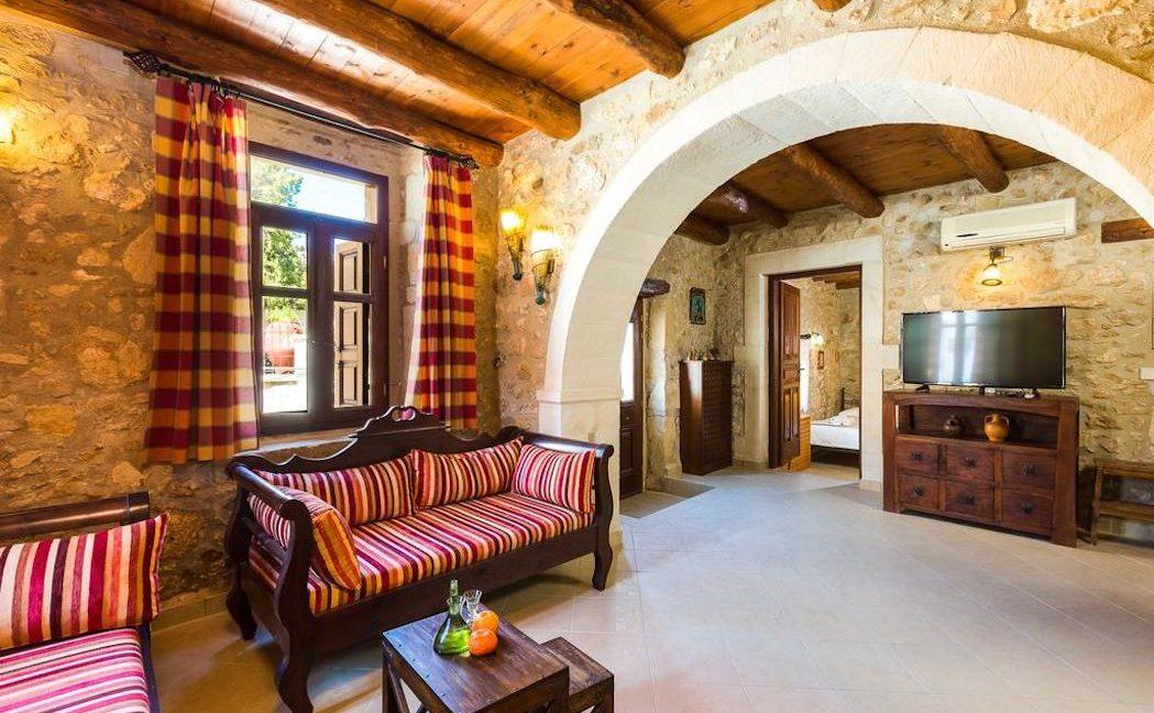 Villa Casa Sanguinazzo historical building in Crete 12