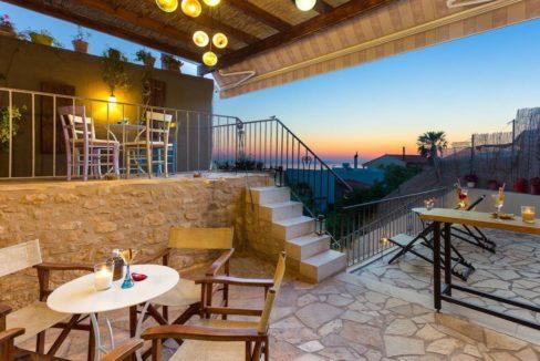 Villa Casa Sanguinazzo historical building in Crete 15