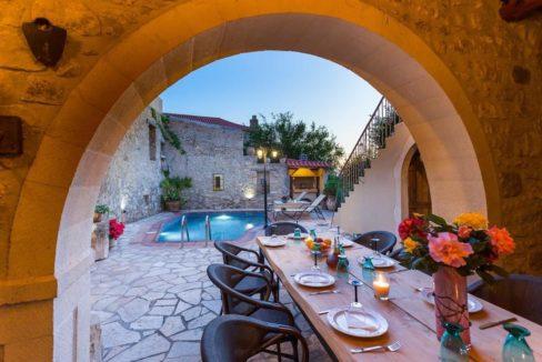 Villa Casa Sanguinazzo historical building in Crete 26