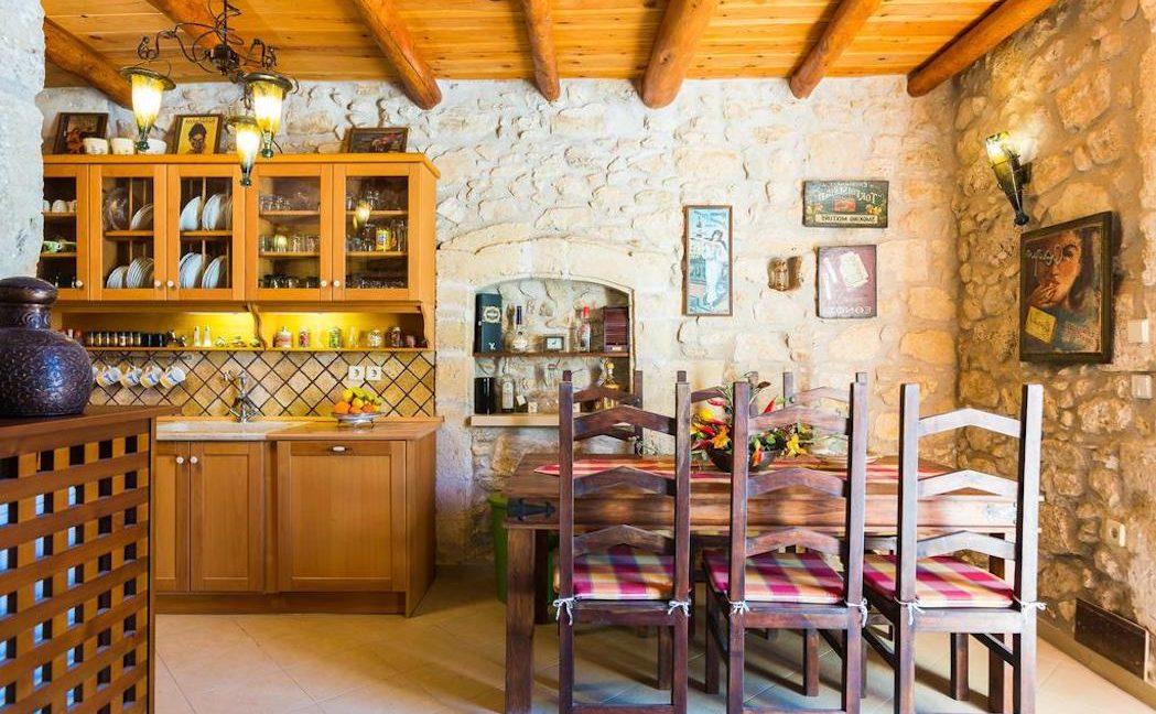 Villa Casa Sanguinazzo historical building in Crete 9