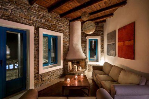 Villa for Sale Andros Cyclades Greece 10