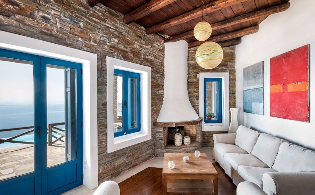 Villa for Sale Andros Cyclades Greece 11