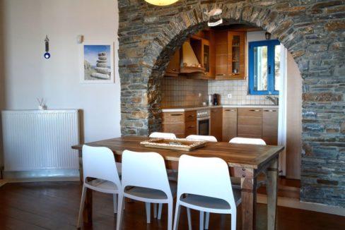 Villa for Sale Andros Cyclades Greece 12