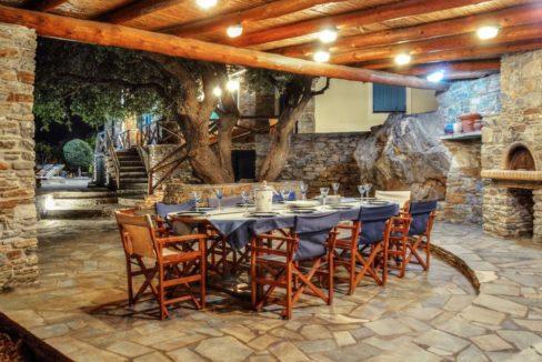 Villa for Sale Andros Cyclades Greece 13