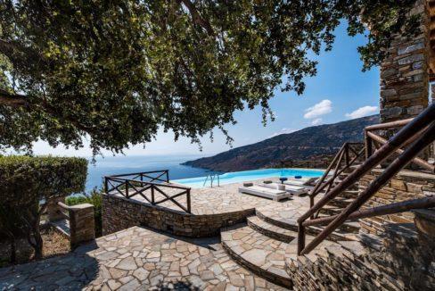 Villa for Sale Andros Cyclades Greece 14