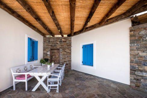 Villa for Sale Andros Cyclades Greece 17