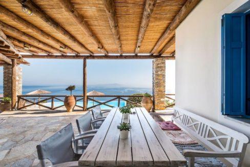 Villa for Sale Andros Cyclades Greece 18