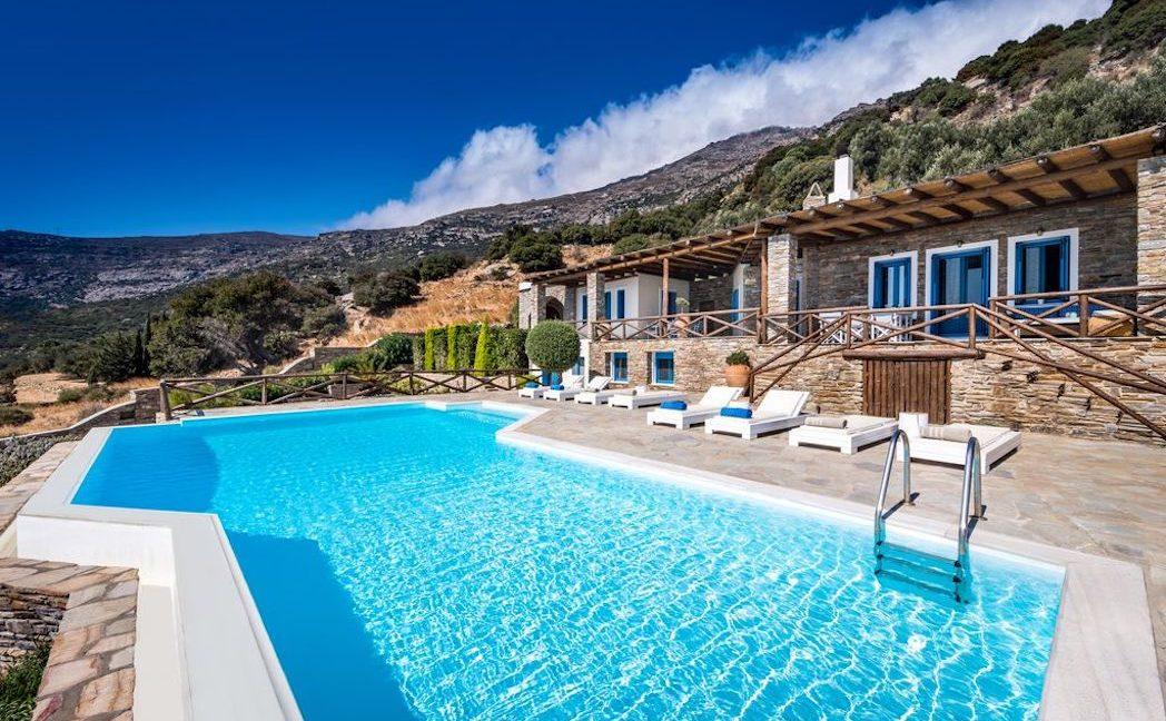 Villa for Sale Andros Cyclades Greece 19