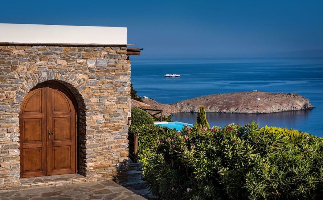 Villa for Sale Andros Cyclades Greece 24