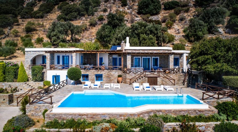 Villa for Sale Andros Cyclades Greece 25