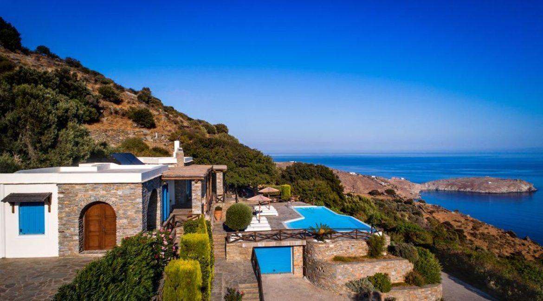 Villa for Sale Andros Cyclades Greece 28