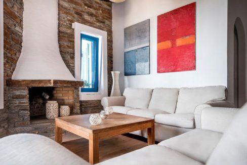 Villa for Sale Andros Cyclades Greece 9