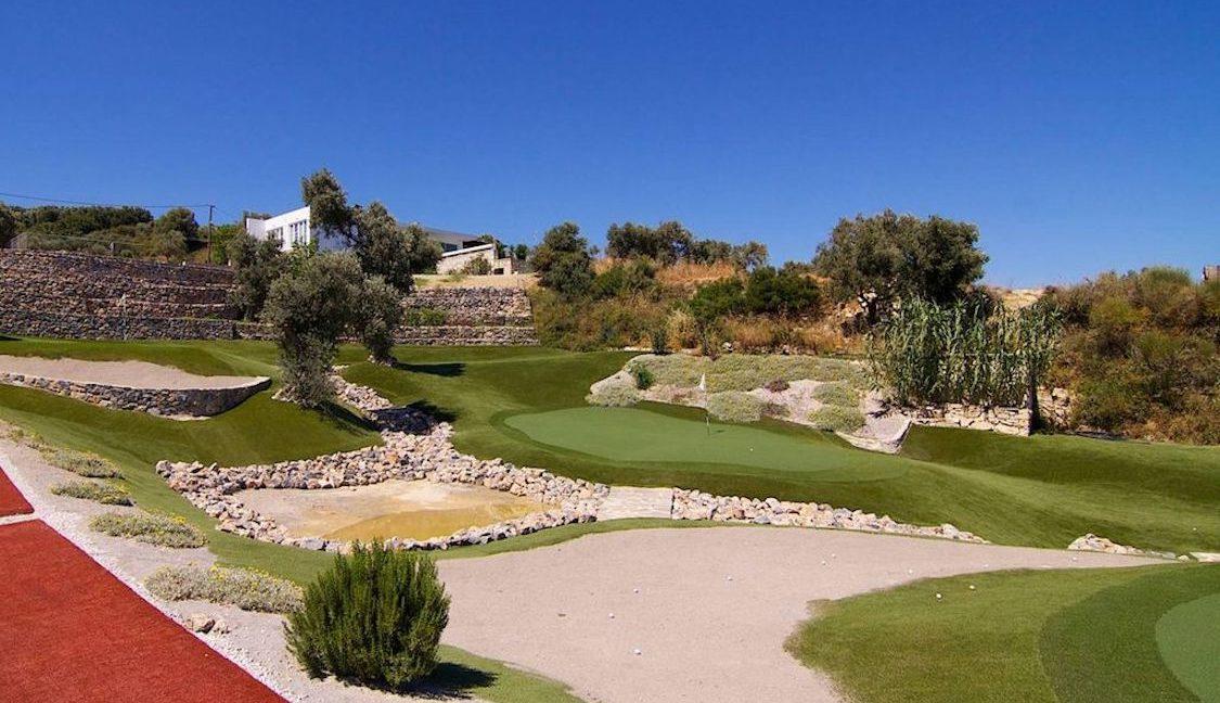 Villa with Golf course in Crete Rethymno 1