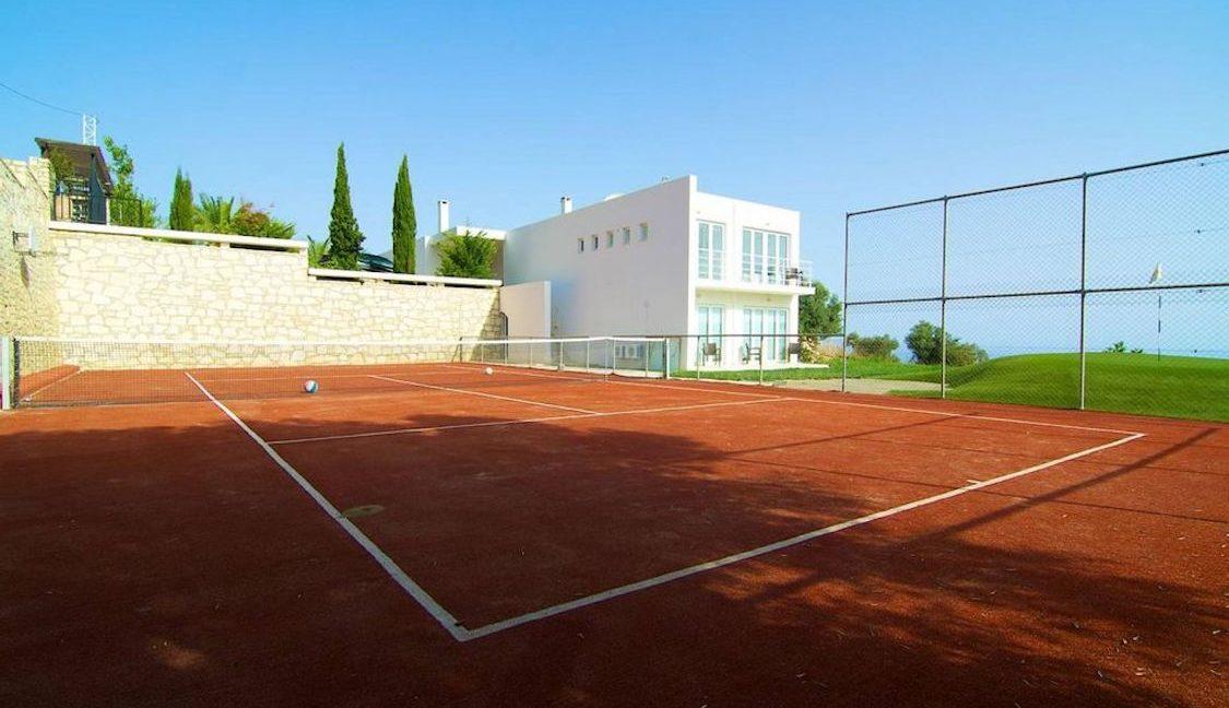 Villa with Golf course in Crete Rethymno 14