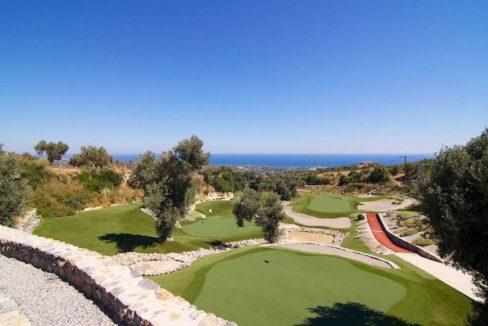Villa with Golf course in Crete Rethymno 19