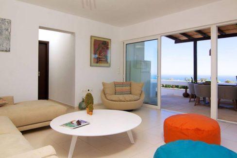 Villa with Golf course in Crete Rethymno 24