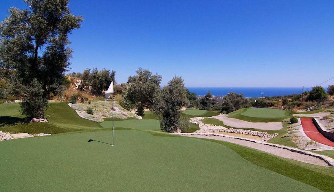 Villa with Golf course in Crete Rethymno 25