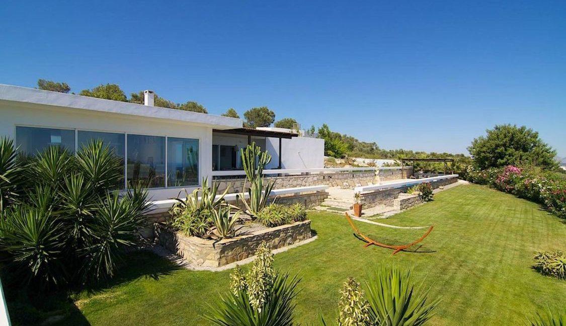 Villa with Golf course in Crete Rethymno 26