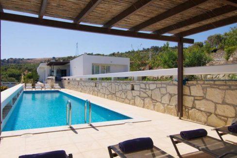 Villa with Golf course in Crete Rethymno 29
