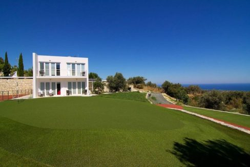 Villa with Golf course in Crete Rethymno 34