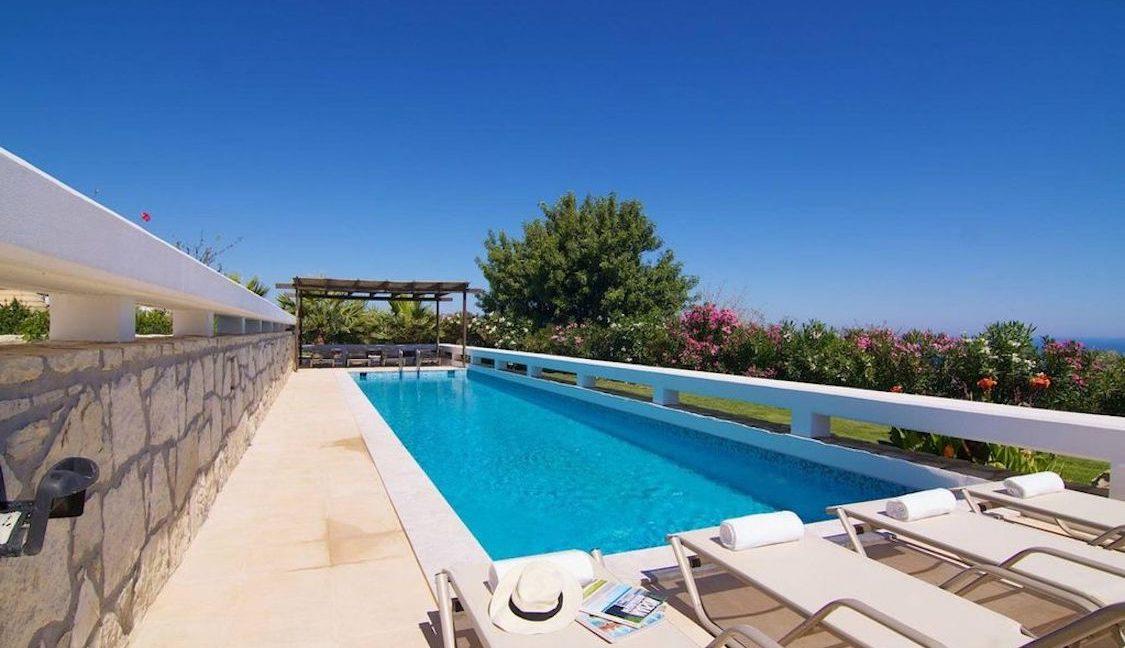 Villa with Golf course in Crete Rethymno 35